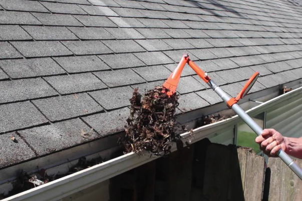 a brighter outlook cleaning your gutters